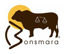 Bonsmara Cattle Breeders Society of Australia Logo